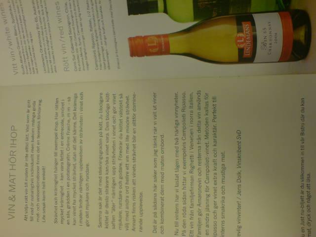Texten om alkohol