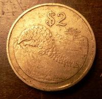2 zimbabwe-dollar
